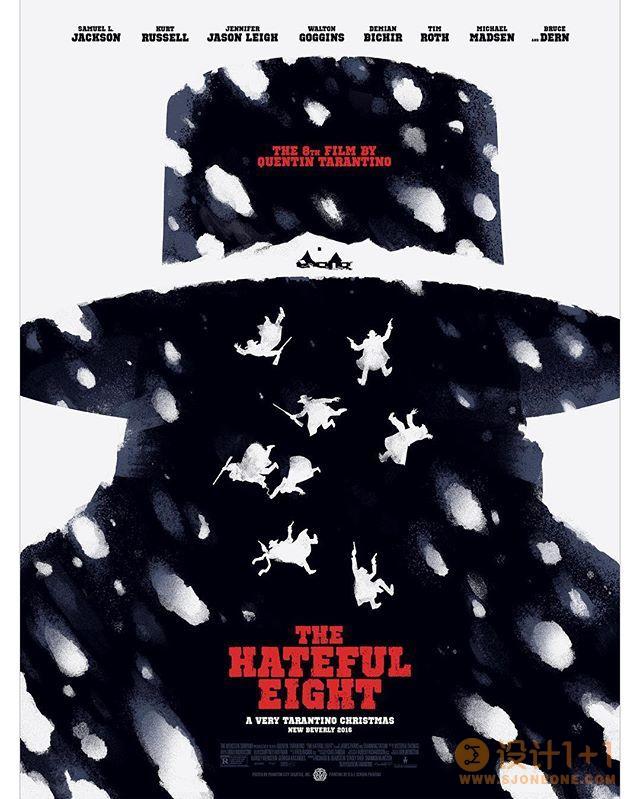 漂亮的电影海报设计精选集(3)
