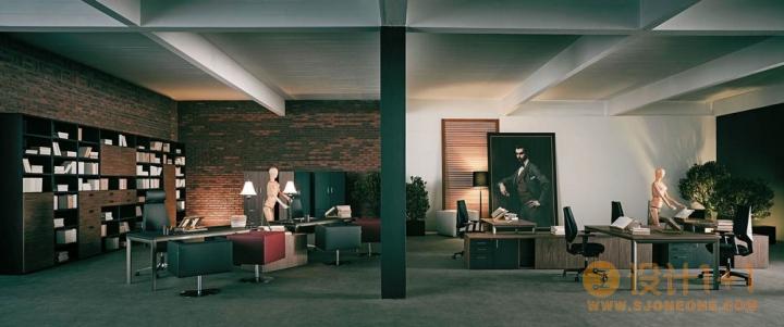 巴西设计师Henrique Steyer创新办公家具设计
