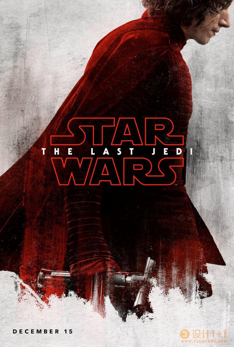 电影海报欣赏:星球大战:最后的绝地武士