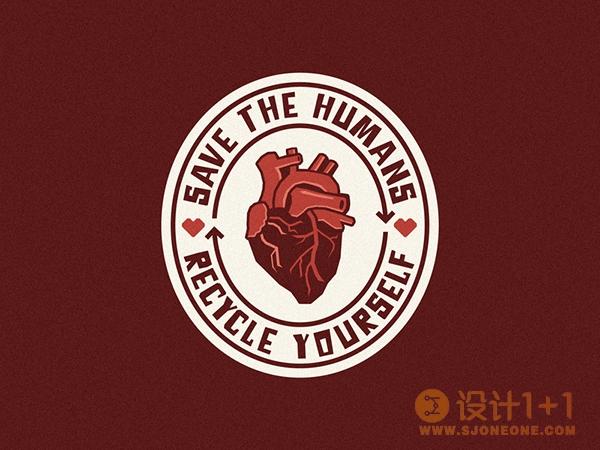 40个徽章风格logo设计欣赏