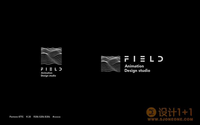 37款运用透视效果的logo设计