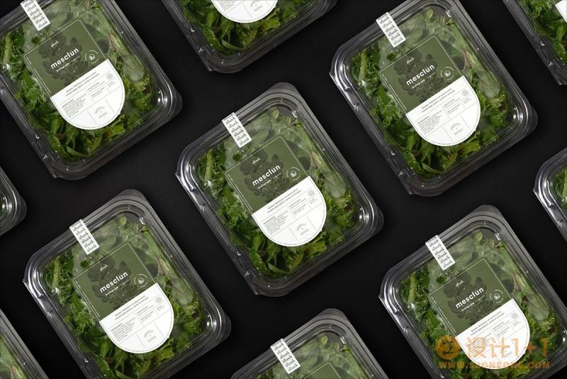 21款精美的食品包装设计