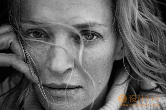 展现最接近自然状态的好莱坞女星:2017年倍耐力年历摄影