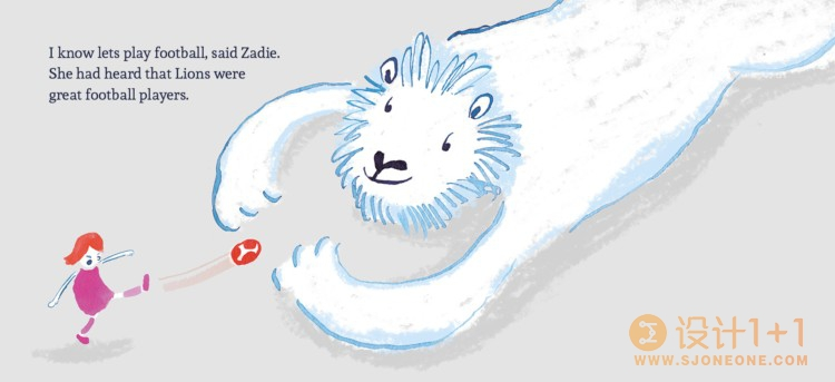 Darren Gate可爱的儿童插画作品