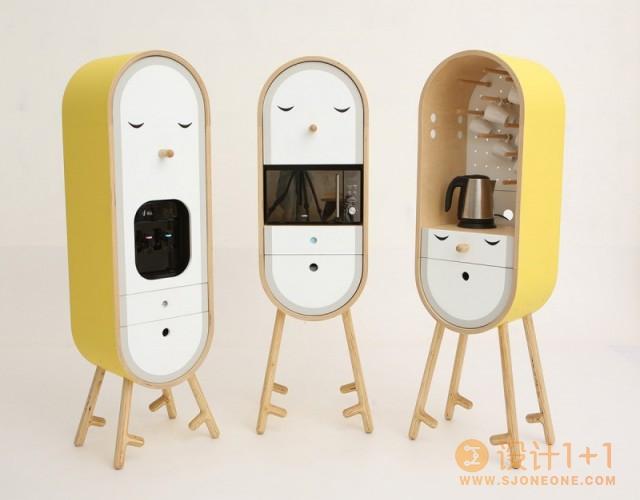 LO-LO任意组合的可爱微型厨房