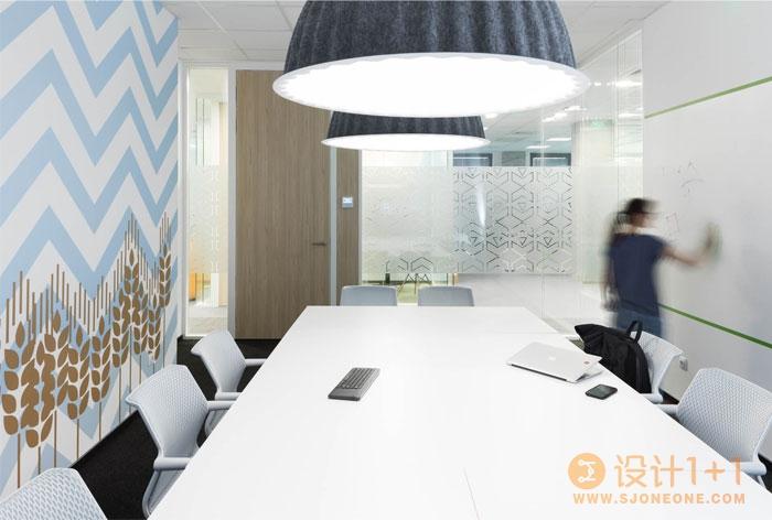 科技公司Progress办公室设计